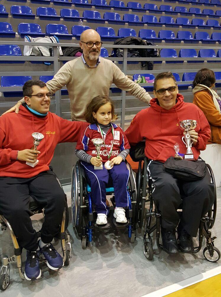 1° Torneo Nazionale VERDE e 2° Torneo Regionale Paralimpico - S. VENERINA